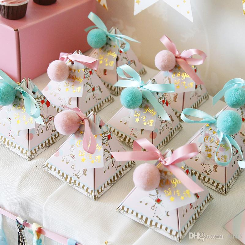 Diy Paper Gift Candy Box Wedding Boxes Party Favour Candy Gift Boxes