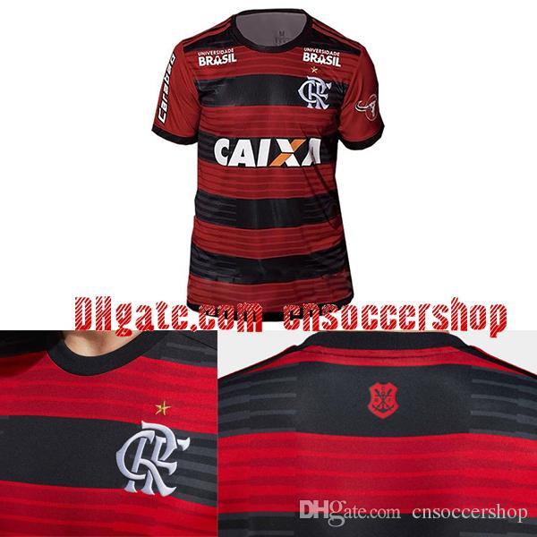 934ac38771 Flamengo Soccer Jerseys 2018-2019 New Jersey Flamengo Football Shirt ...