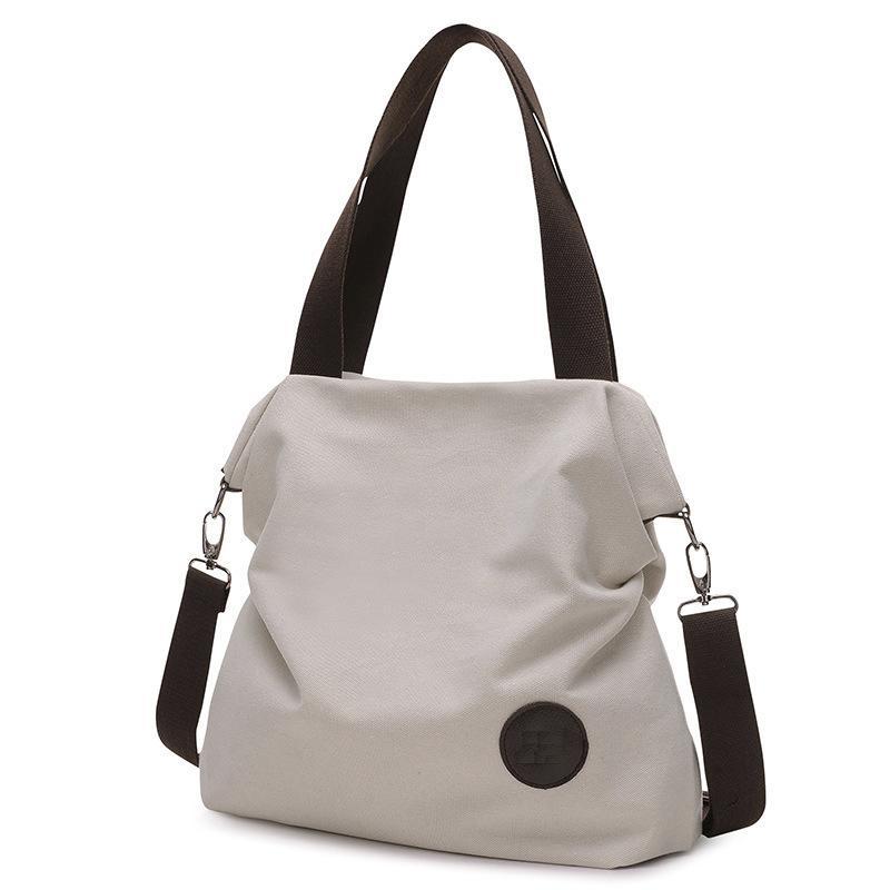 2019 Fashion Handbags High Quality Canvas Women Female Hobos Single Female  Handbag Designers Hot Sale Solid Shoulder Fashion Handbags Ladies Bags  Leather ... fbc27d3541