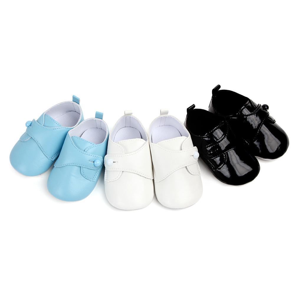 02c04cd2105e0 Acheter Bébé D été Nouveau Né Bébé Fille Chaussures Premiers Marcheurs  Miroir PU Chaussures Princesse Non Slip Semelle Souple Infant Enfant Enfant  Tout ...