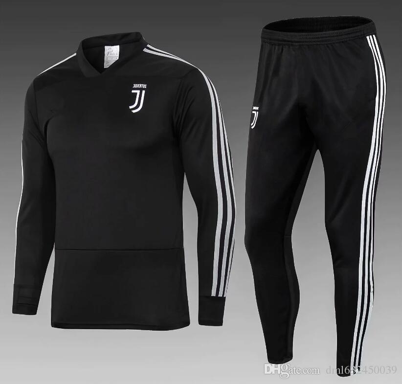 Top Acheter 201819 Survetement Veste Maillot Ronaldo Juventus 1819