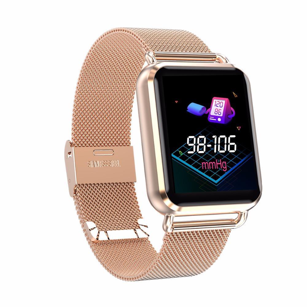 68b30c7ae9772c New Q3 Heart Rate Monitor Smart Watch Blood Pressure Oxygen SmartWatch IP67  Pedometer Men Women Sport Fitness Watches Pk Q8 Smart Kids Watch Smart  Watches ...
