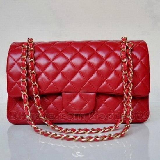 Nouvelle mode classique de la mode sacs à main portefeuilles femmes sac à main sac sacs à bandoulière dame petits Golden Chains Totes sacs à main sacs de nombreuses couleurs
