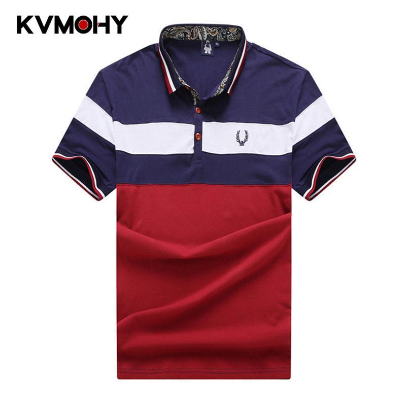 e96d0bbfe Compre Homens Camisa Listrada Camisas Masculinas Gordas Moda Marca Camisas  Casuais Camisa Masculina Tamanho Grande Homme Tops S Para Hombre 7XL De  Oott, ...