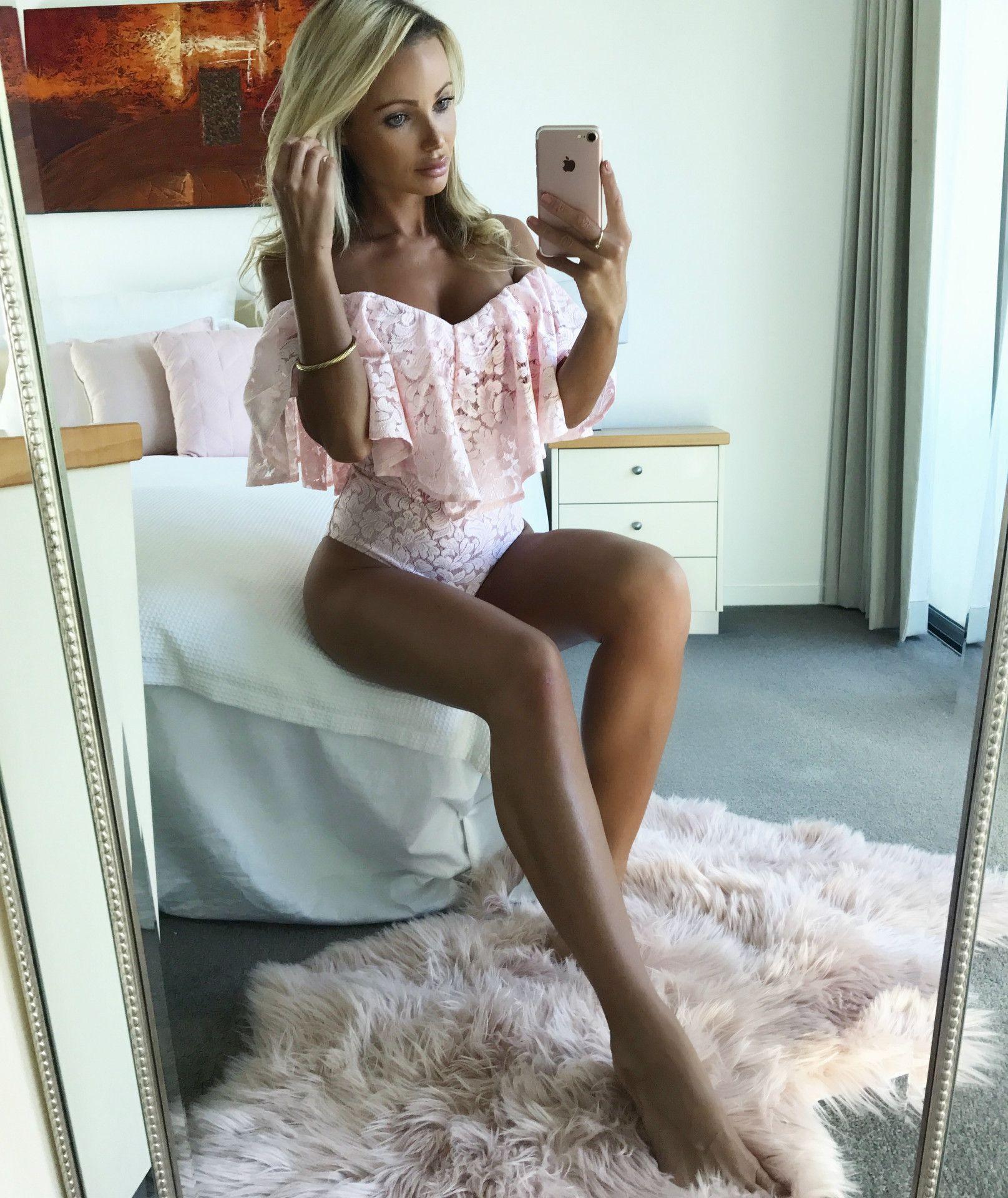Summer Lace Floral Jumpsuits Women Slash-Neck Sleeveless Curve Ruffle Design Bodysuit High Waist Women TOP Shaper Clothing S-XL Size