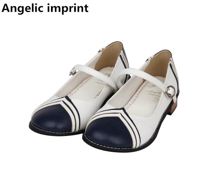 613476bac4f Wholesale Japan Style Mori Girl Lolita Shoes Woman Cosplay Shoes ...