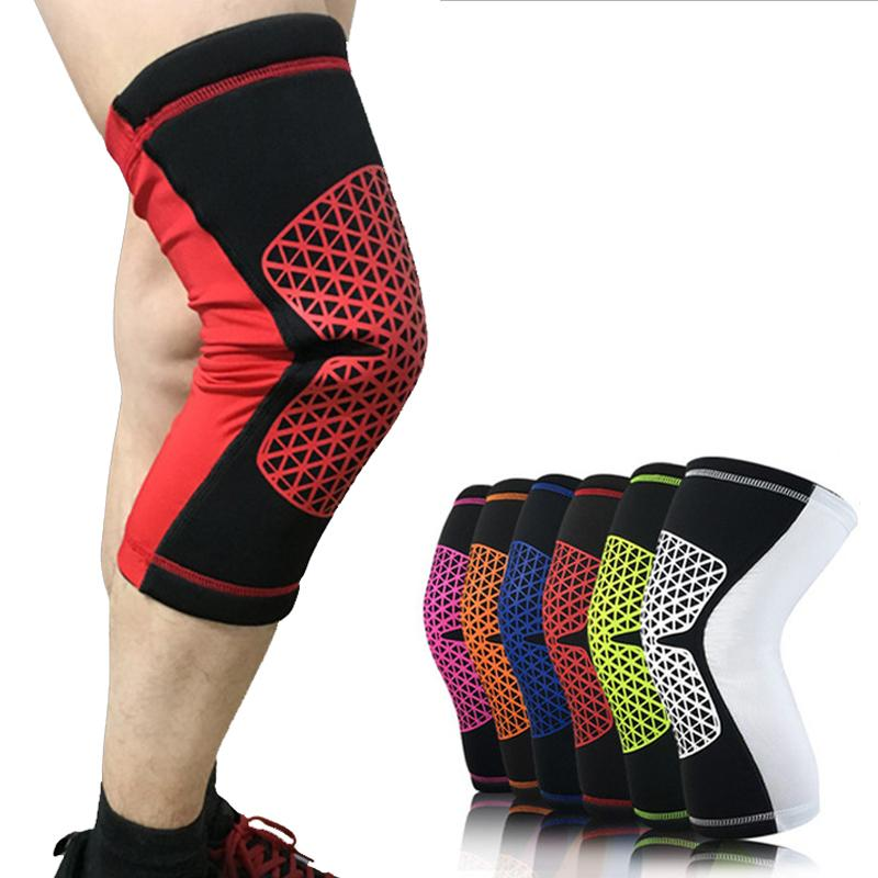 49513bee3a 2019 Knee Support Protect Fitness Running Cycling Braces Kneepad ...
