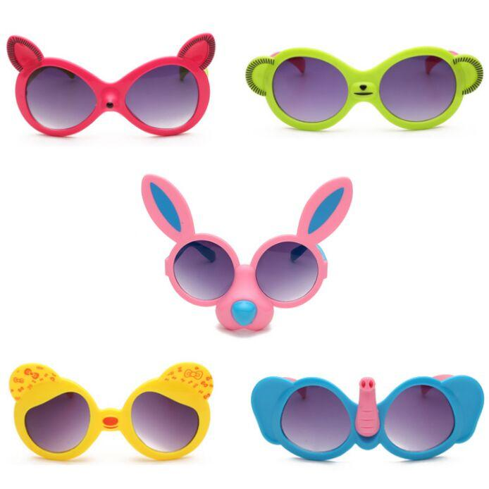 4922eccb58 Fashion Children S Cartoon Sunglasses Anti UV Glasses Cute Animals Sun  Glasses For Child Christmas Gift Mens Eyeglasses Sport Sunglasses From  Duole