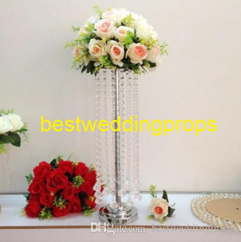 Wedding Flower Vase Flower Stand Table Centerpieces For Wedding