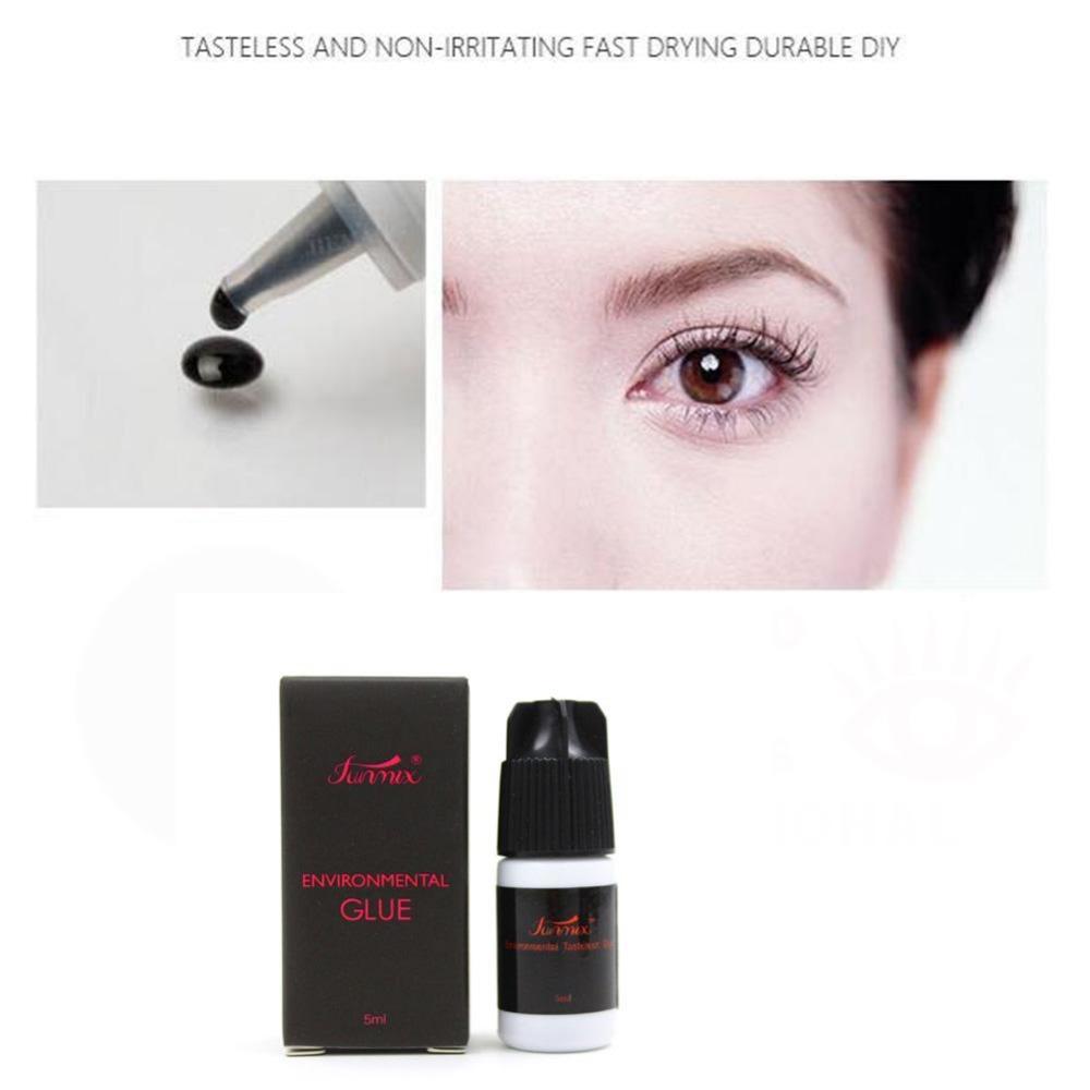2963d033b5c Fast Drying Eyelash Glue Waterproof False Lashes Extension Adhesive ...