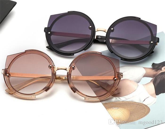 bc5c736ff3 New Designer Sunglasses Fashion Trend Sunglasses Sea Film Cat Eye Sunglasses  Ladies Sunshade Wholesale Sunglasses Ms Sunglasses Brand Sunglasses Online  with ...