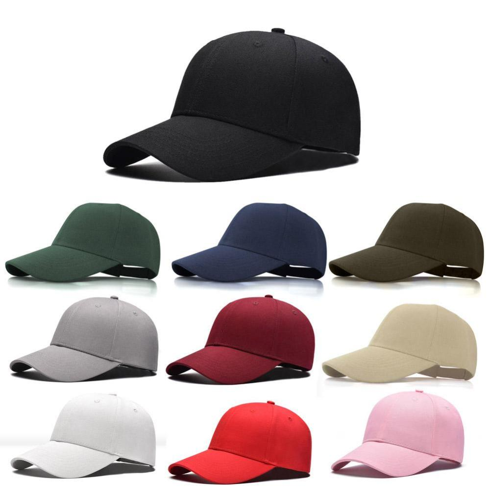 2018 Fashion Cap Women Men Summer Spring Cotton Caps Women Letter Solid  Adult Baseball Cap Hat Snapback Couples Cap Make Your Own Hat Basecaps From  ... b3d5f071a0a