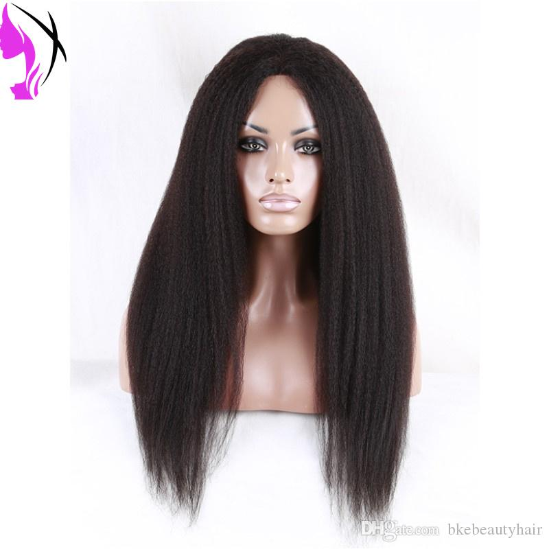 Fashion Style Pervado Hair Synthetic Hair High Temperature Fiber Brown Color 14 Ocean Wave Glueless Front Lace Wigs For Women Cosplay Wig Lace Wigs Synthetic Lace Wigs