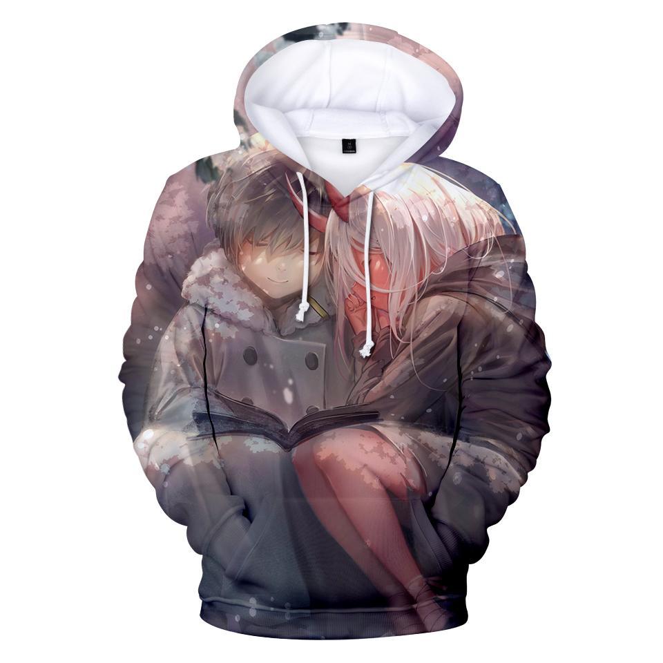 3f45ae9c913 2019 2018 New Popular Anime Dear Frank 3D Print Hoodie Men'S   Women'S  Sweatshirts Neutral Street Harajuku Clothes From Blueberry07