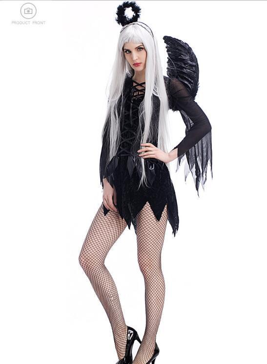 Think, that sexy dark angel