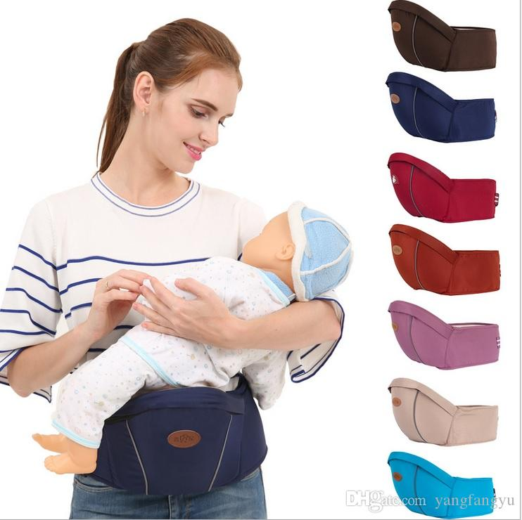 Baby Carrier For Newborn Waist Stool Kangaroo Suspenders Multifunction Infant Hipseat Baby Sling Hold Backpack Kids Hip Seat