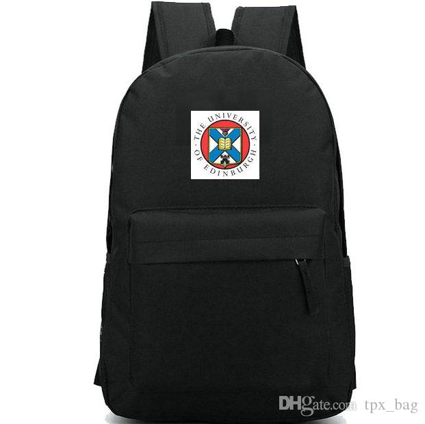 Edinburgh Backpack The University of Daypack Learned Can See Twice ... cadc7364daf93