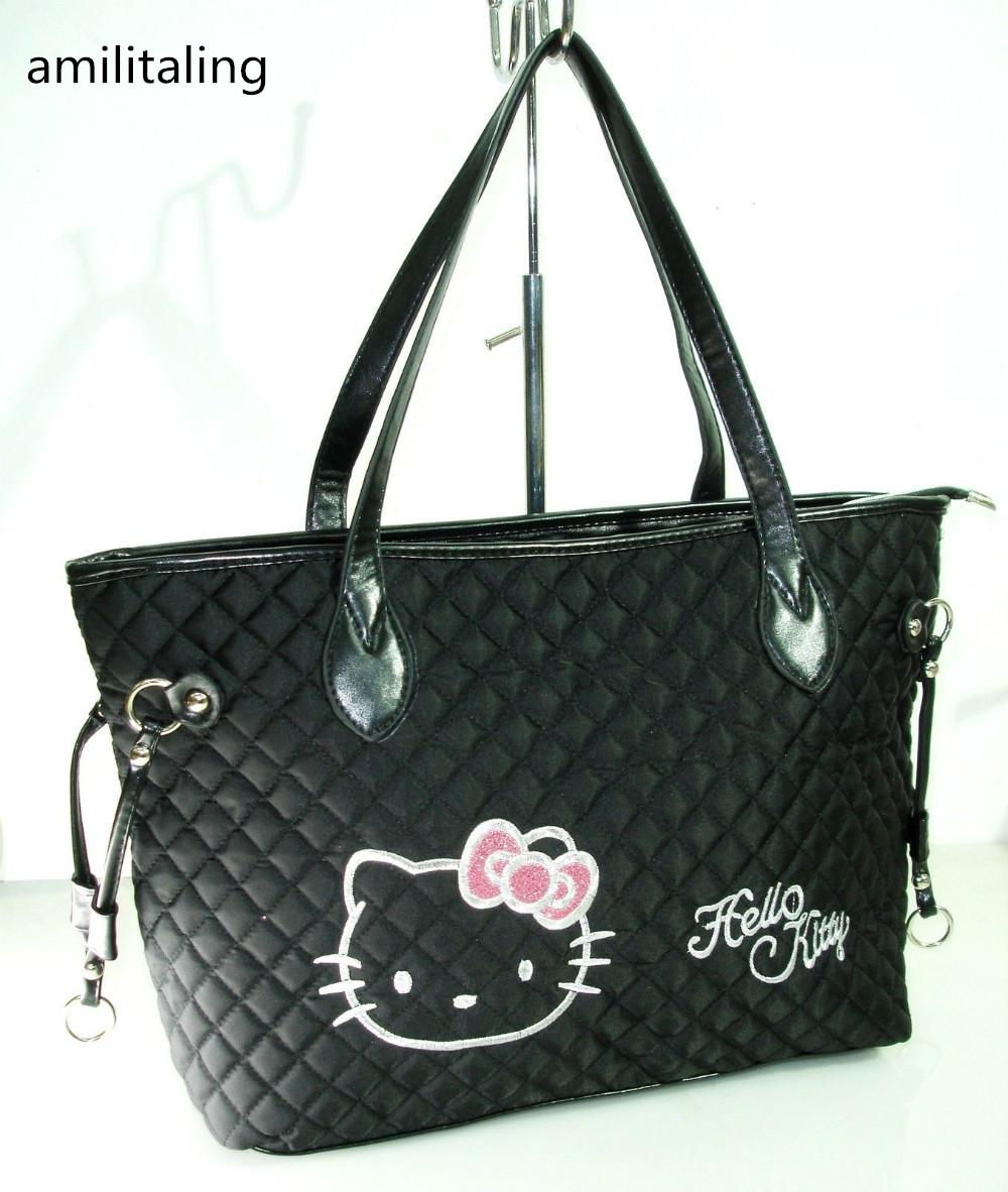 ed7457f8a **Big Sale** New Hello Kitty Hand Bag Shoulder Bag Purse YE 16WB Shoulder Bags  Handbags On Sale From Murie, $25.8| DHgate.Com
