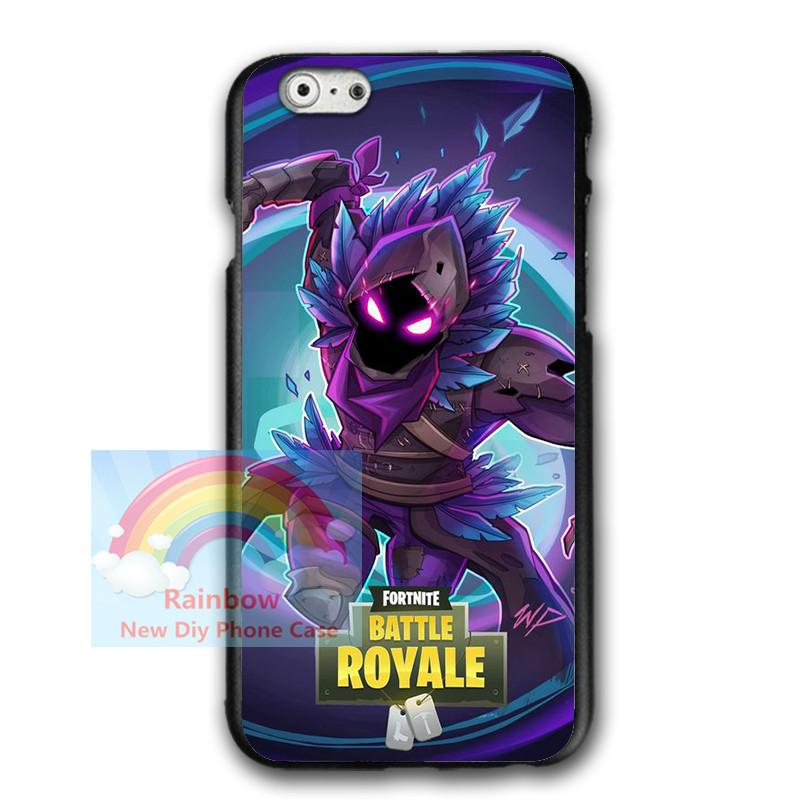 super popular 88697 02a9e Fortnite Battle Royale For iPhone 6 6s Cover Case, Fortnite Battle Royale  ForSamsung S8 Hard Plastics Phone Protective Case