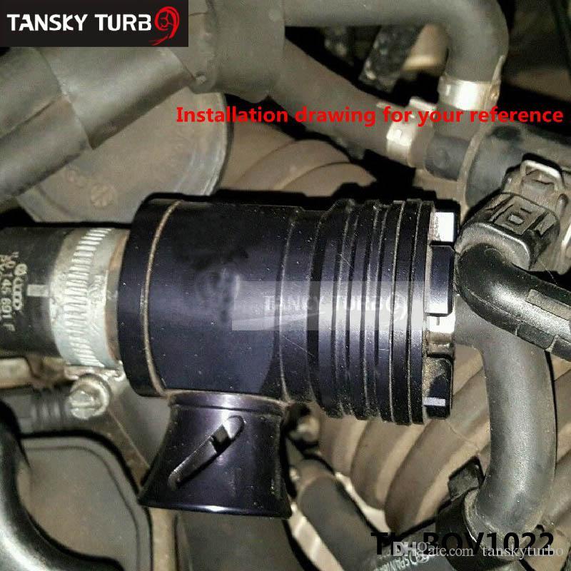 Tansky - Blow Off Valve Sviverter Turbo Bov Boost для VW Audi 1.8T Golf Jetta New Beetle, Passat, A4, TT Bov1022
