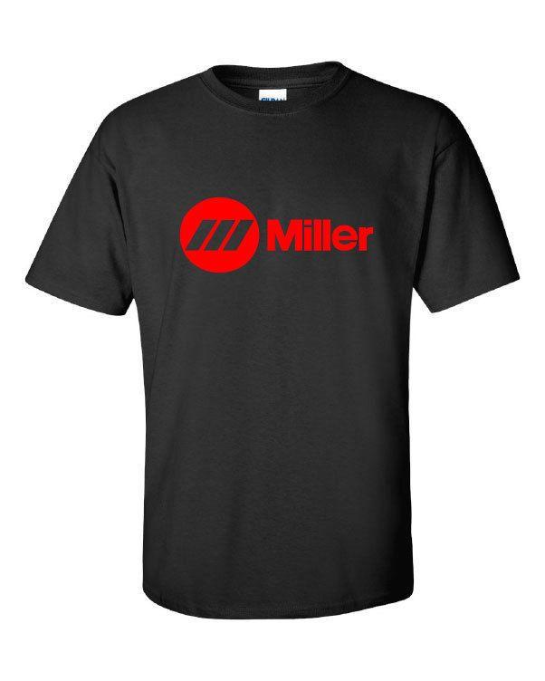 4309cc77 Miller Welder T Shirts Decals Stickers Parts Wire Regulator Gloves Welding  Red T Shirt Making Companies 7 T Shirt From Nkotshirts, $11.01| DHgate.Com