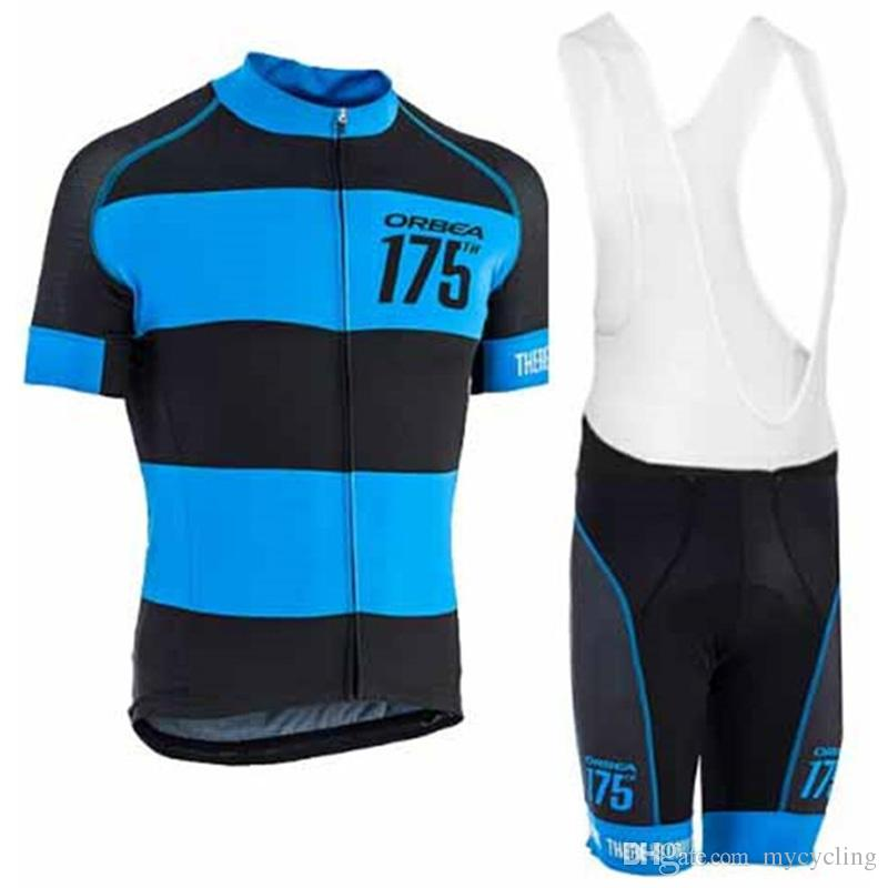 New Team ORBEA Cycling Jersey 2018 Short Sleeves Road Bike Shirts Shorts  Set Breathable Pro Cycling Clothing MTB Maillot Ropa Ciclismo F2712 Womens  Padded ... 44913c7db