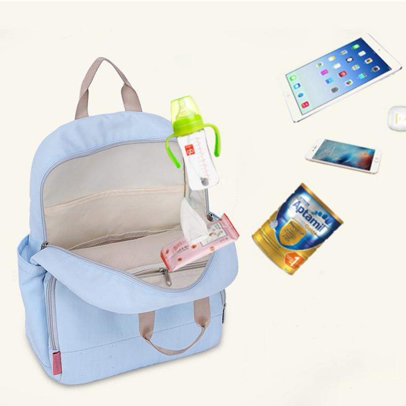 aac36782aa78 2019 Baby Diaper Bag Backpack Designer Diaper Bags For Mom Mother Maternity Nappy  Bag For Set Accessories From Askkit