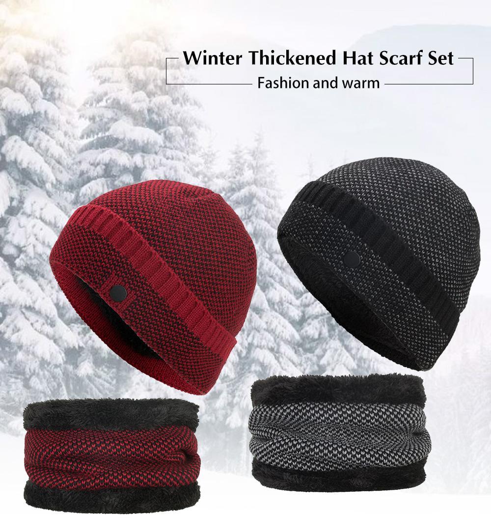 9b4a2a616fd50 Compre unids cálidos gorros de invierno de punto bufanda sombrero jpg  1000x1082 Caliente gorros para nieve
