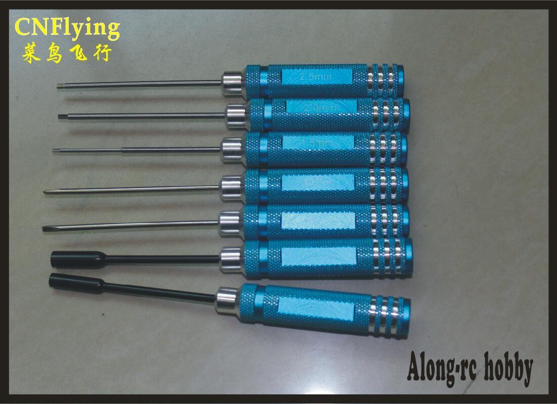 : Repair RC Hobby model Tools 10 in 1 tools bag for Airplane RC Car Boat X-UAV Assemble TOOLS