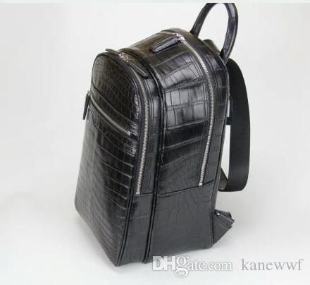 Men Backpack Style school bags Europe and America Fashion bags