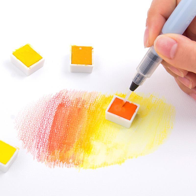Satın Al 1 Adet Suluboya Boyama Su Kalem Kek Dekorasyon Araçları