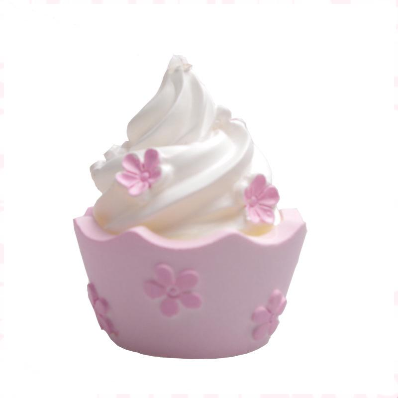 Luyou 3D Silicone Soap/Candle Mold Ice Cream Cup Cake Molds Chocolate Silicon Soap Mold Fondant Cake Decoration FM1104