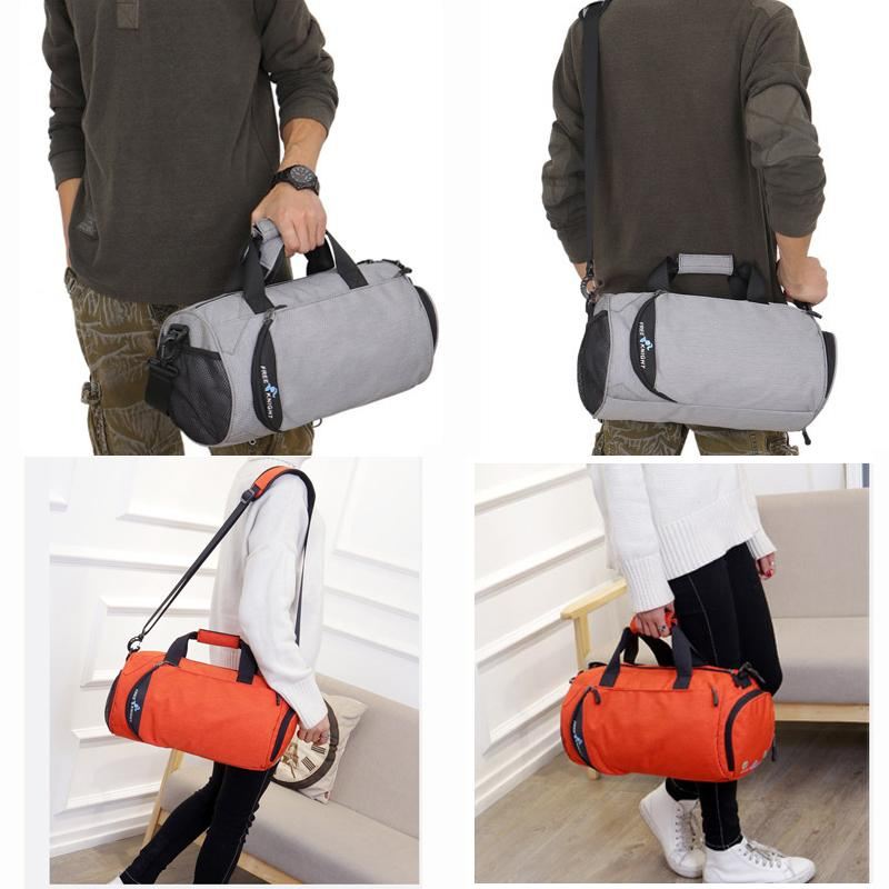 dd62170378cb Waterproof Men Sports Gym Bags New Leisure Yoga Fitness Bag Women Travel  Handbag Training Duffle Bag 35 50 60cm Yoga Fitness Bag Sports Gym  BagsSports Gym ...
