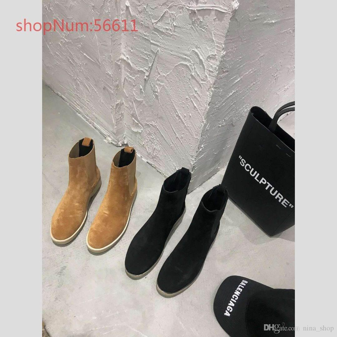 af76f2abf79 2018 Fashionable Autumn Temperament Women Short Boots High-grade ...
