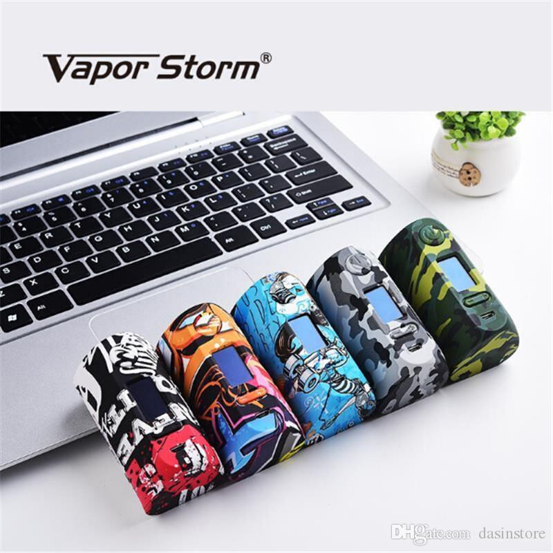 Vapor Storm Puma 200W Mod E Cigarettes Vape Mod Dual 18650 Battery Box Mods  With 0.96 Inch OLED Screen E Cigarette Mechanical Mod E Cigarette Mods For  Sale ... 7cfc93321f