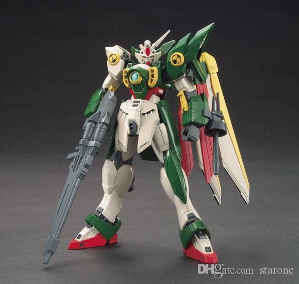 Image of: Mobile Suit Gundam 2019 New Anime Figure Hg 1144 Gundam Wing Gundam Assembled Toy Pvc Action Figures Toy Model Collectibles Robot From Starone 2945 Dhgatecom Dhgate 2019 New Anime Figure Hg 1144 Gundam Wing Gundam Assembled Toy Pvc