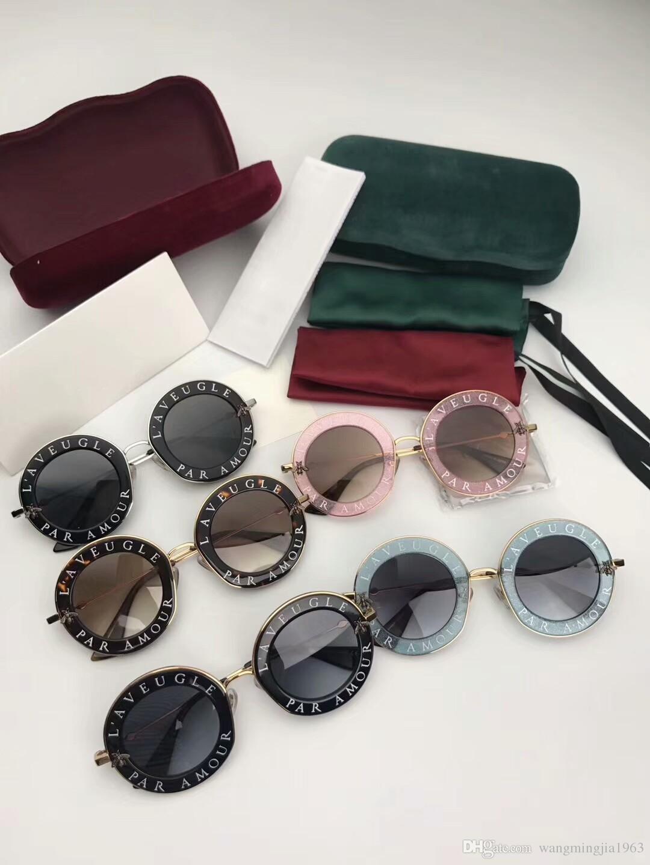 새로운 최고 품질 0113 Mens 선글라스 여성 선글라스 패션 스타일 UV400 렌즈는 눈을 보호합니다. Gafas de Sol Lunettes de Soleil 상자