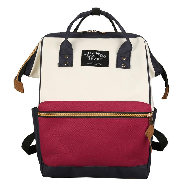 bc97df928d3 Multifunction Women Backpack Fashion Youth Korean Style Shoulder Bag Laptop  Backpack Schoolbags For Teenager Girls Boys Travel Pink Backpacks Daypack  From ...