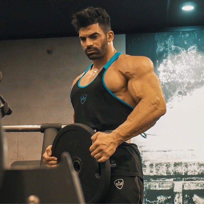 ffb5039bb4c86 2019 Body Engineers Belegend New Fitness Men Tank Top Mens Bodybuilding  Stringers Tank Tops Singlet Brand Clothing From Clothingdh