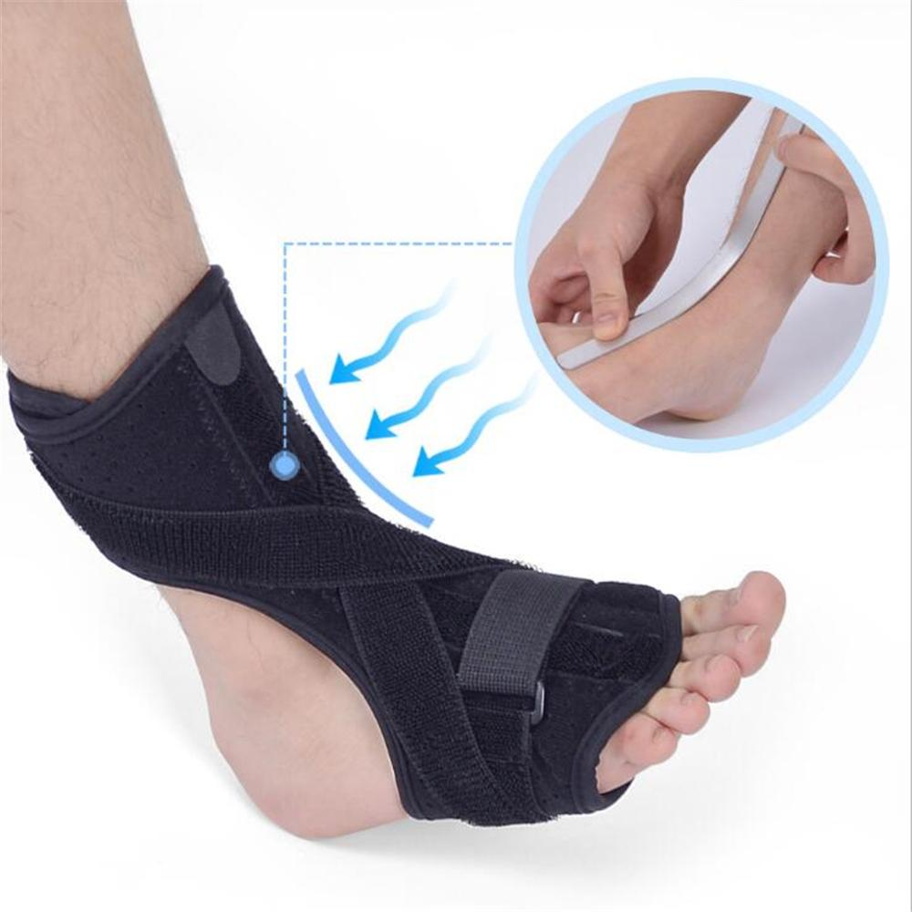 662647387c76 Pain Relief Drop Foot Orthotic Brace Support Plantar Fasciitis Dorsal  Splint Foot Orthosis Stabilizer With 1 Massage Ball Canada 2019 From  Zhoukouhair, ...