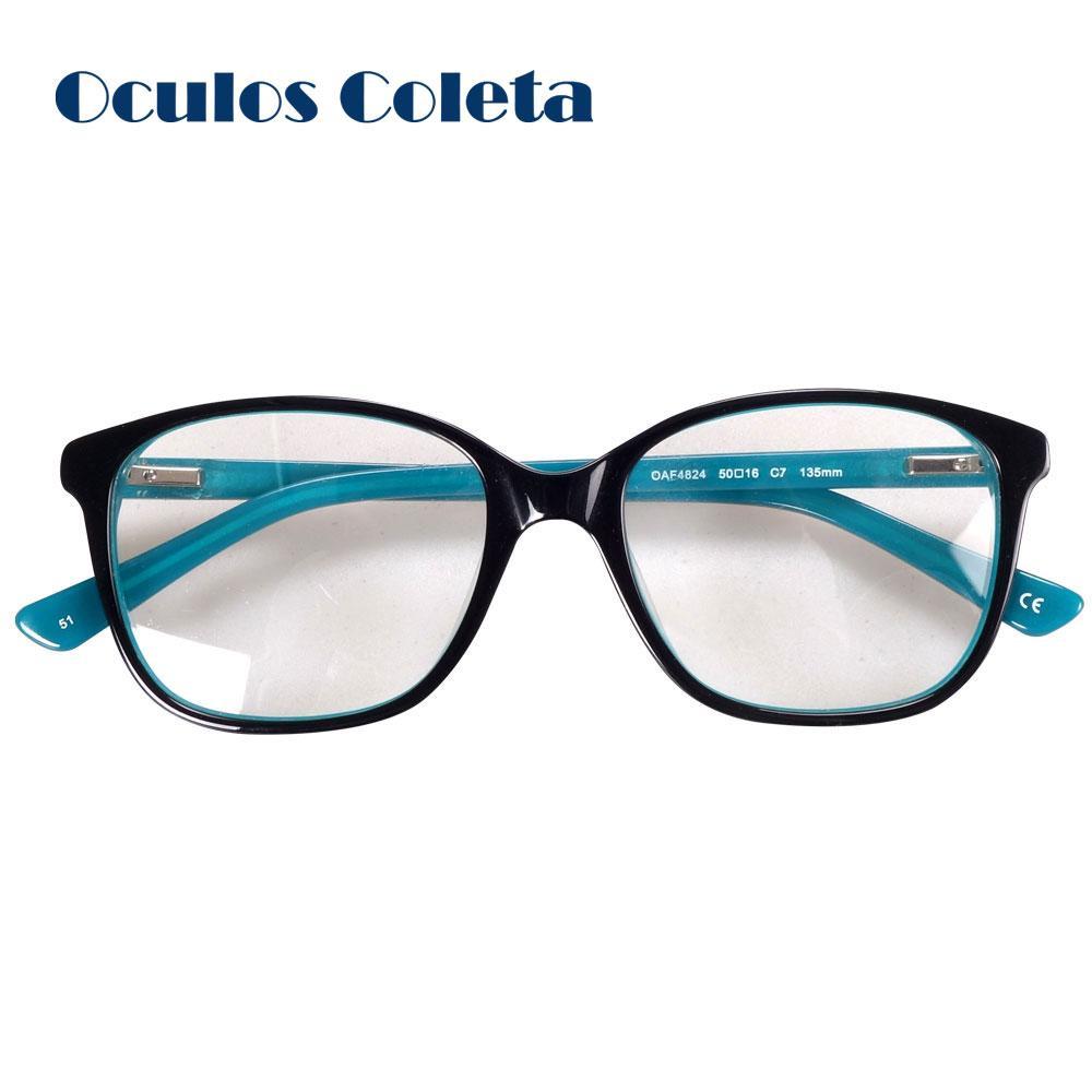 2018 Acetate Glasses Frames Eyeglass Glass Optical Spectacle Green ...