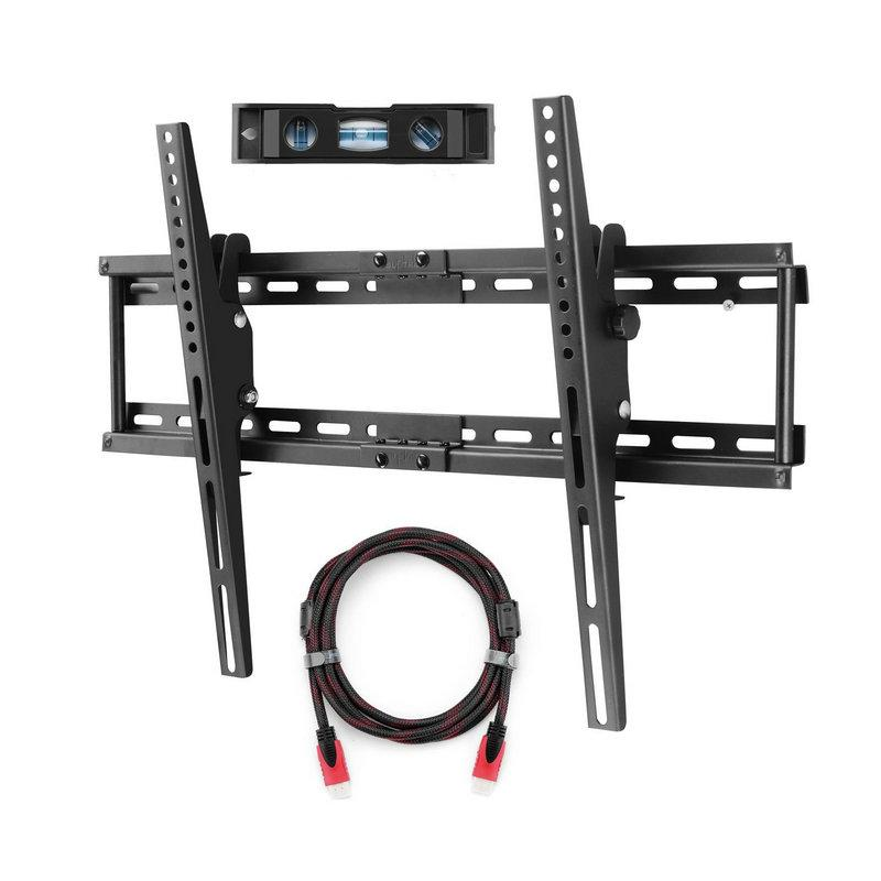 tv wall bracket mount for most of 32 70 inch plasma flat tv load capacity 165lbs 15 degree tilt up down max vesa 600x400 rh dhgate com