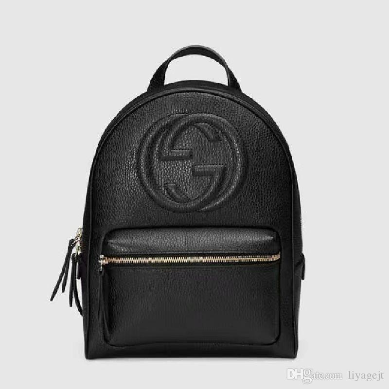 2018 New Fashion Women Backpack Famous Brand Handbags for Girls ... fd8f39dc305af