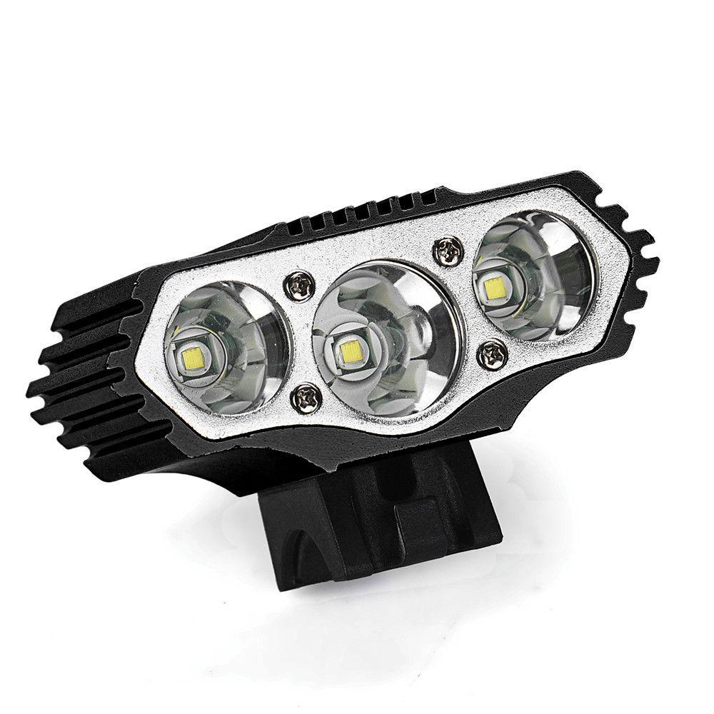 12000 Lumens 3 x T6 XML LED Rechargeable Head Torch Headlamp Ultra Bright Light