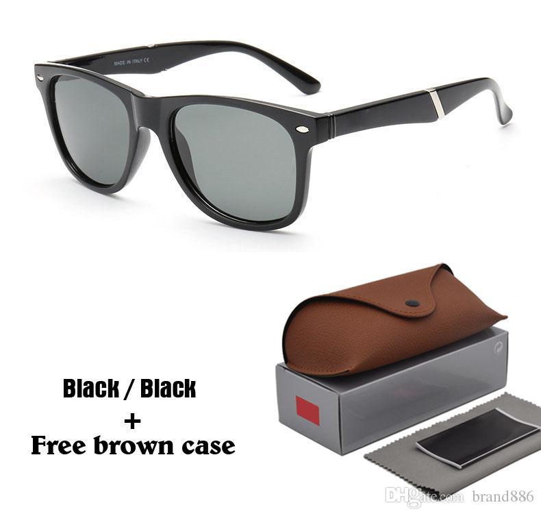648838cd305 High Quality Men Women Sunglasses Brand Designer Outdoor Sport Vintage Women S  Sun Glasses Retro UV400 Eyewear With Box And Cases John Lennon Sunglasses  ...