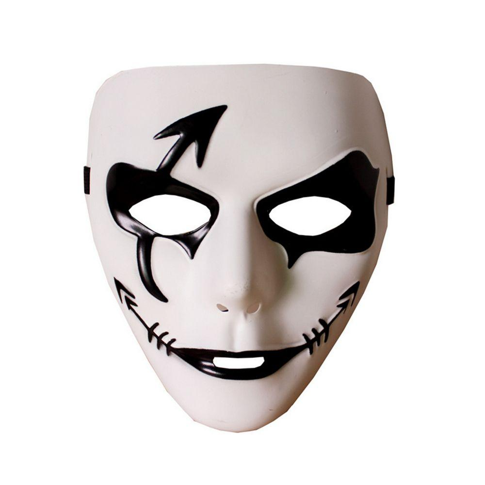 classic black white new dancer mask trot fancy cool creepy halloween