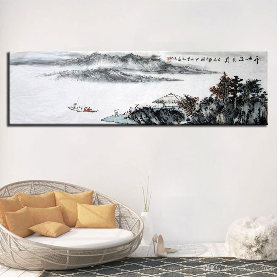 2019 wall art nordic canvas painting hd prints home decor tree rh dhgate com