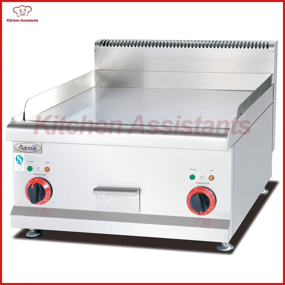 eh686 counter top electric flat griddle for barbecue snack making rh dhgate com