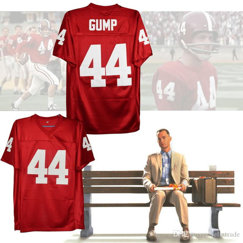 0874c2538 FORREST GUMP  44 UNIVERSITY OF ALABAMA Alabama Crimson Tide Tom ...