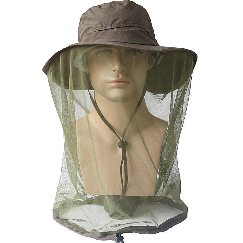 9ea04e77e40e3 2019 Outdoor Quick Drying Fishing Hats Fishing Cap With Mosquito Net  Waterproof Anti Uv Mosquito Sun Cap Sun Hat For Fishing Cap M10 From  Sport2017